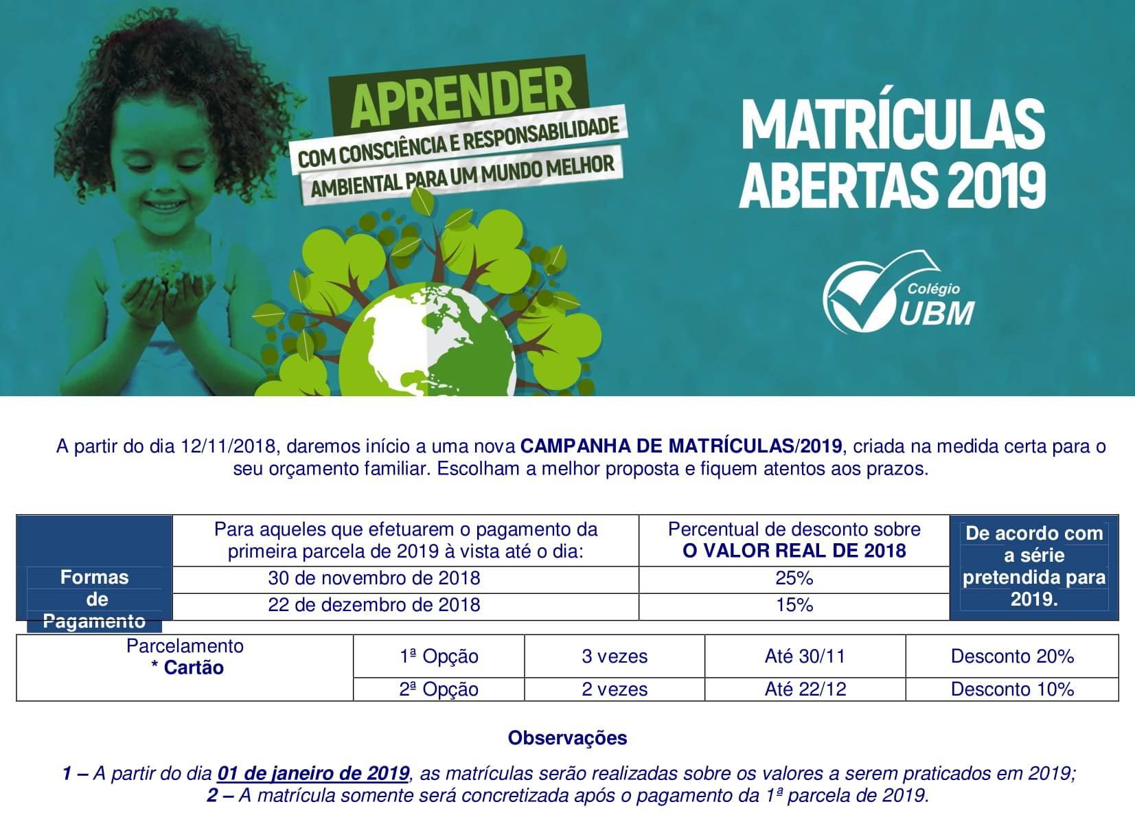 CAMPANHA DE MATR+ìCULAS-2019 -  TEILA-1